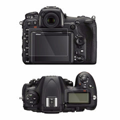 Foto&Tech LCD Screen Protector for Nikon D500 LCD Monitor and Top Control Panel