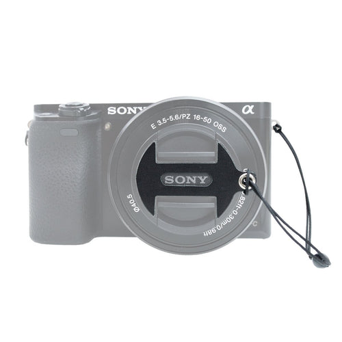 2 Pack 55mm Lens Cap Compatible with Sony