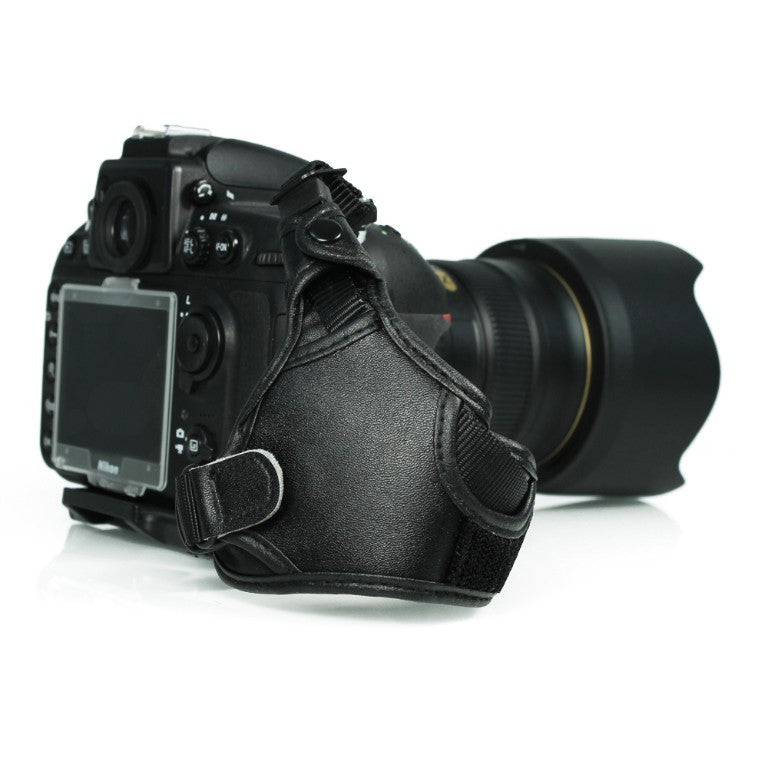 Foto&Tech Leather Camera Wrist Strap