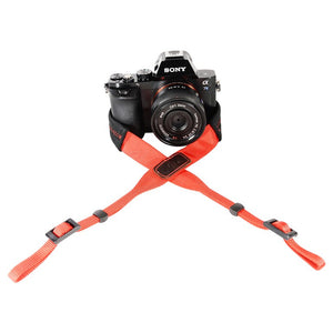 Foto&Tech Padded Shoulder Strap Red