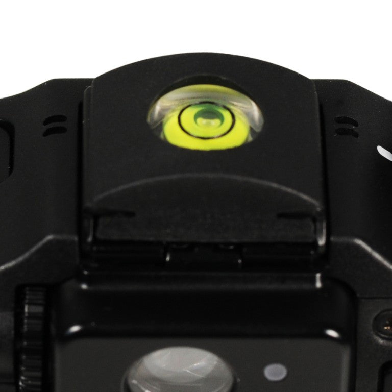 Foto&Tech Hot Shoe Cover with Bubble Spirit Level