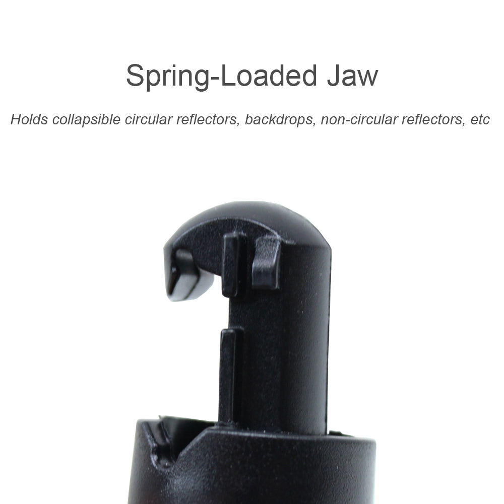 2 Pieces Backdrop Clip Holder Adapter
