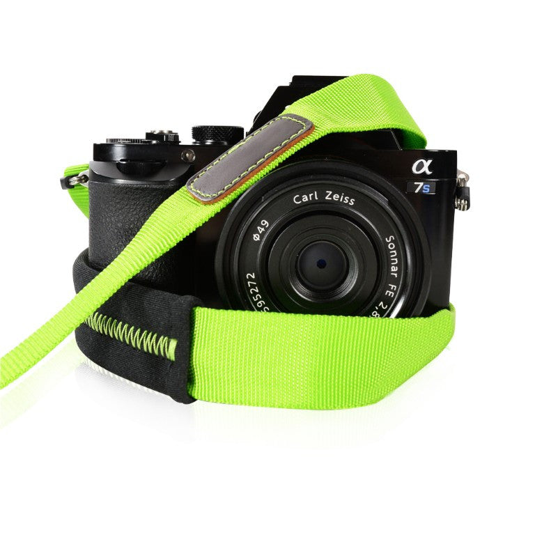 Foto&Tech St Patrick's Day Green Camera Strap