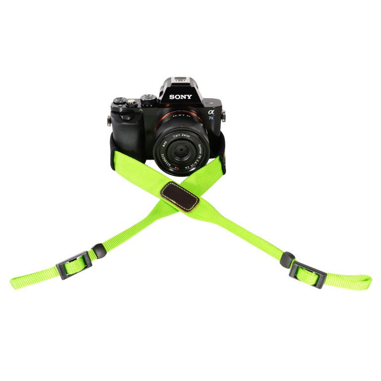 Foto&Tech Green St Patrick's Day Padded Shoulder Strap