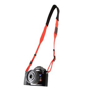 Foto&Tech Padded Neck Strap Red