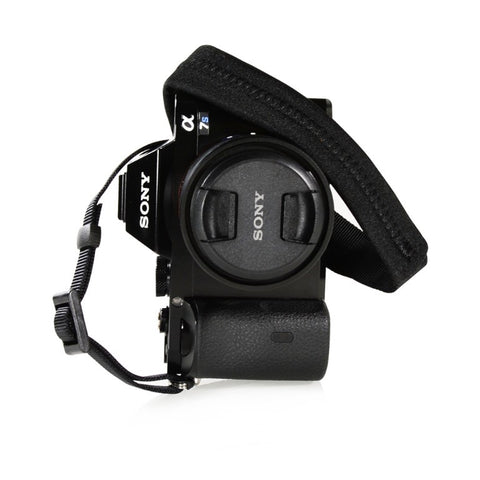 Foto&Tech Padded Camera Strap Black