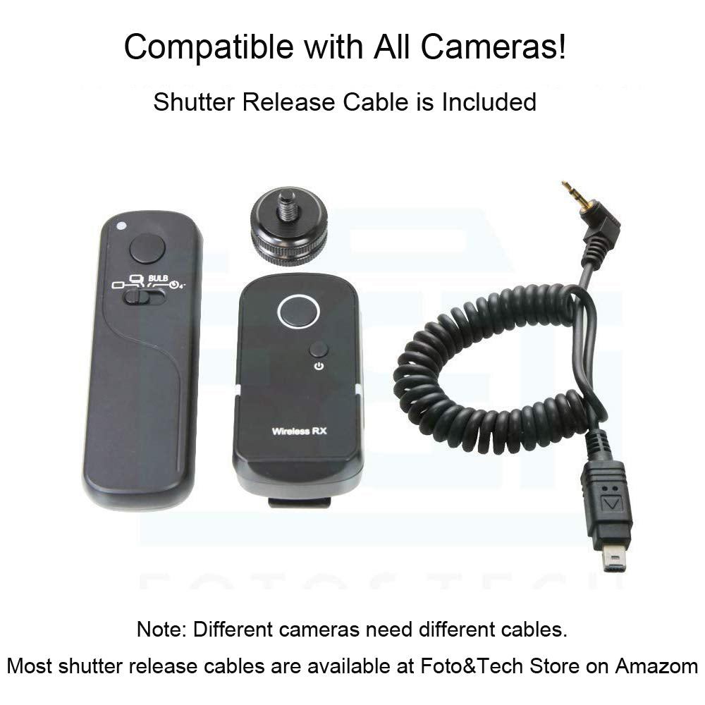 360 Angle Wireless Remote Control for Nikon