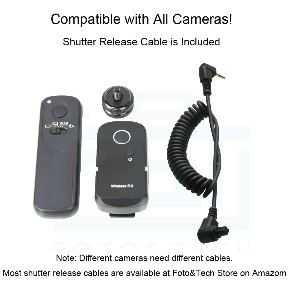 Wireless Remote Working 100M Compatible with Canon