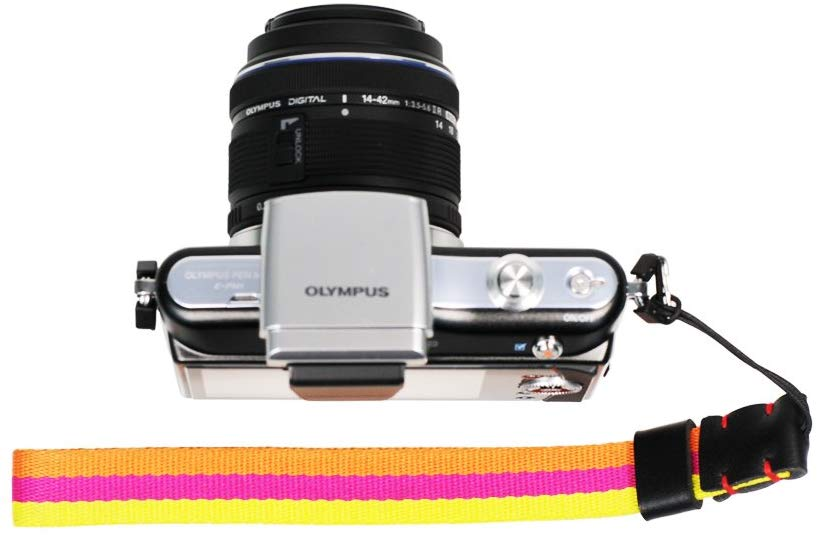 Adjustable Camera Wrist Strap 4 Seasons
