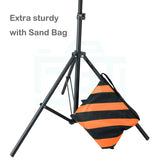 Metal Photography Background Frame Stand