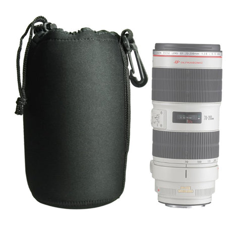 Foto&Tech Lens Bag Extra Large