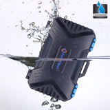 High Capacity Water Proof Memory Card Case