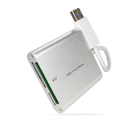 Foto&Tech USB Card Reader Silver
