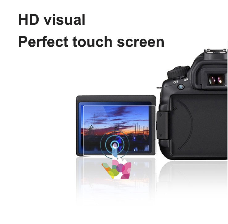Foto&Tech HD Crystal Clear LCD Screen Protector