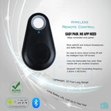 Bluetooth Selfie Remote for iPhone Android Smartphone