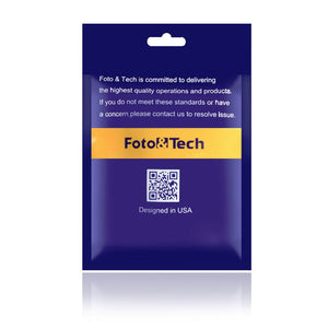 Foto&Tech Packaging Bag