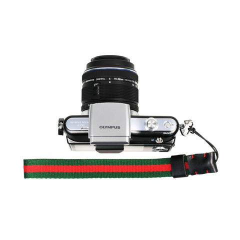 Foto&Tech Four Seasons Wrist Strap Red/Green