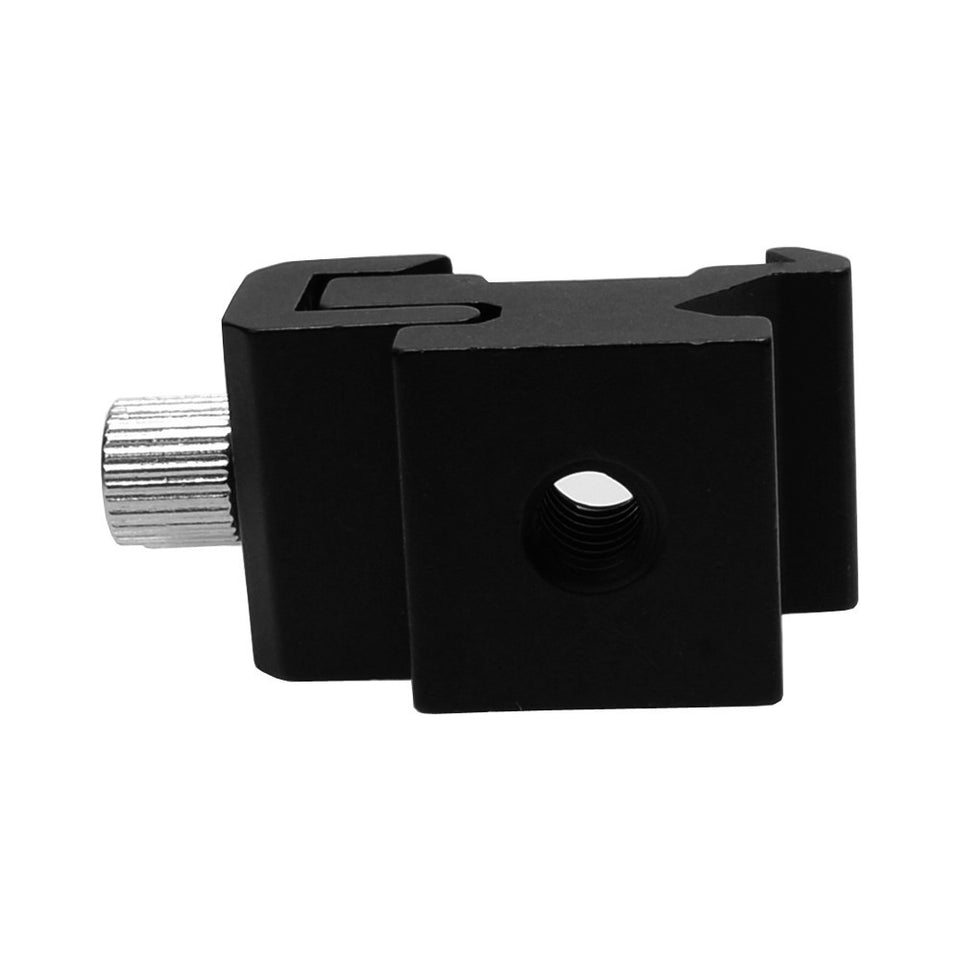 4Pcs Hot Shoe Flash Mount Adapter