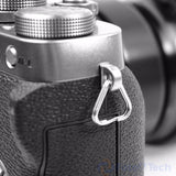 Foto&Tech Camera Strap Triangle Lug Ring Split Ring