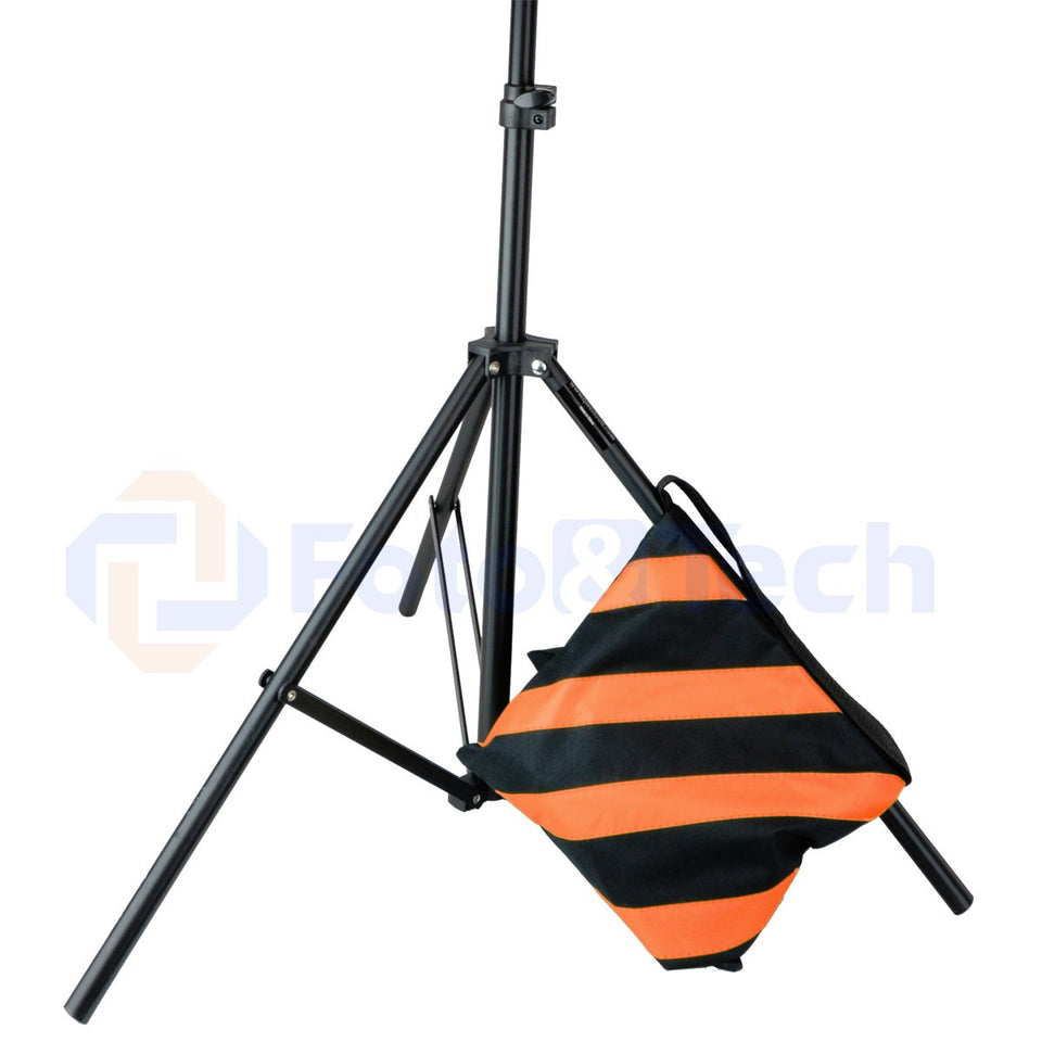 Foto&Tech Orange Sandbag Tripod
