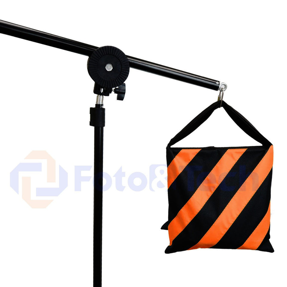 Foto&Tech Orange Sandbag Stand