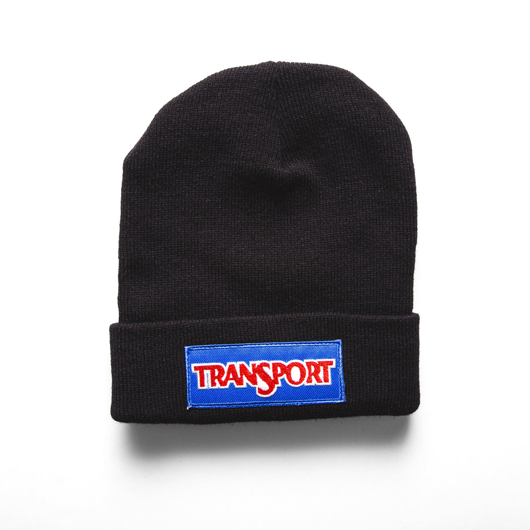 Transport Patch Beanie