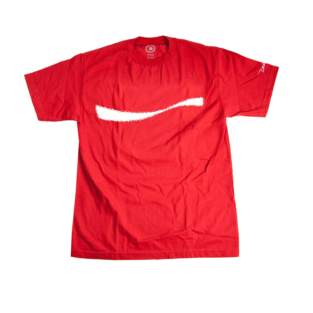 Enjoy The Wave S/S Red T-Shirt