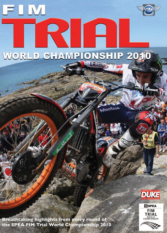 2010 FIM Trial World Championship Review DVD