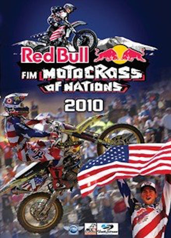 2010 MOTOCROSS OF NATIONS DVD