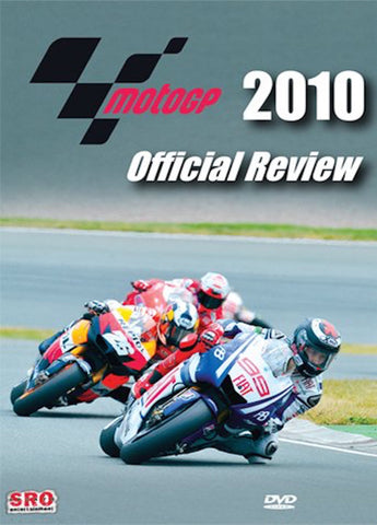 2010 MotoGP Official Review DVD