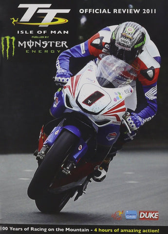 2011 TT Isle of Man Official Review DVD or DVD/Blu-Ray Combo
