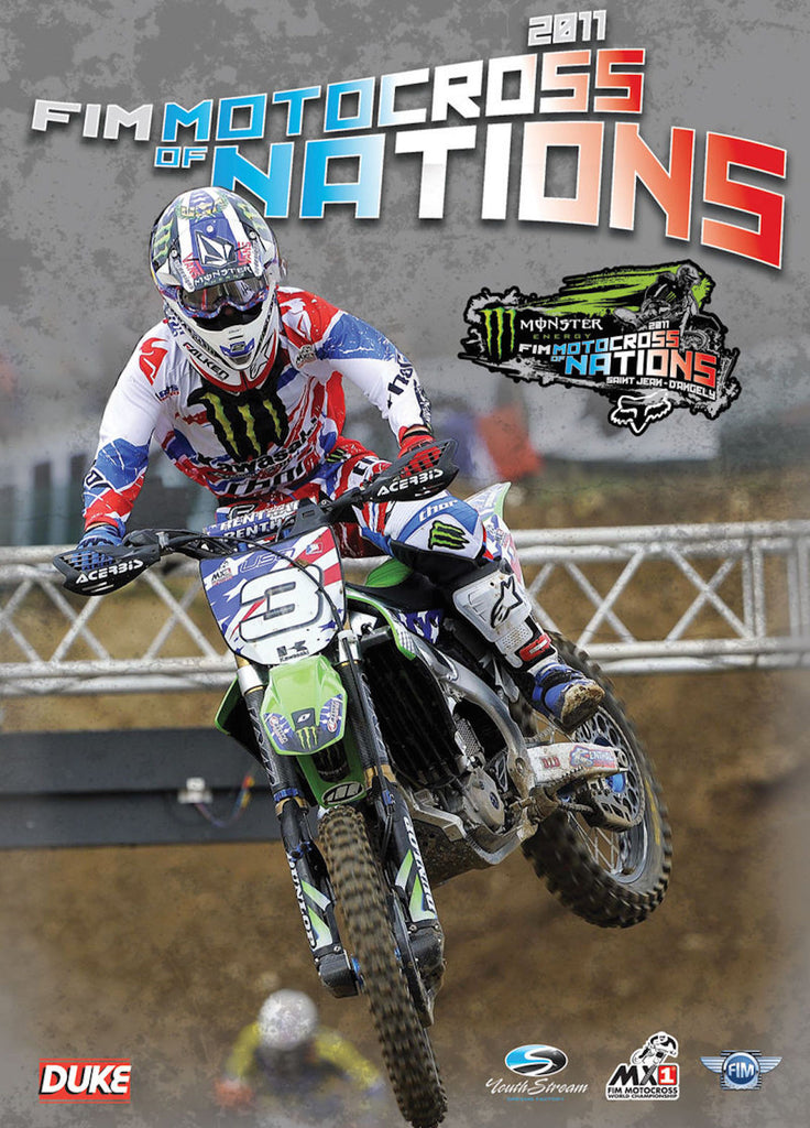 2011 MOTOCROSS OF NATIONS DVD