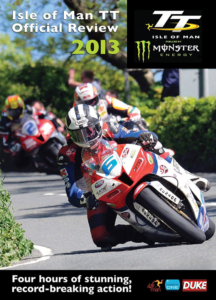 2013 TT Isle of Man Official Review DVD