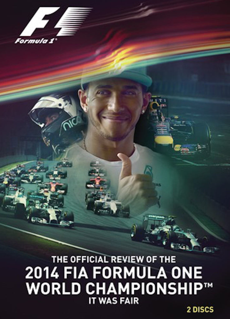 2014 FIA Formula One F1 World Championship Review