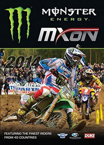 2014 Motocoss of Nations DVD