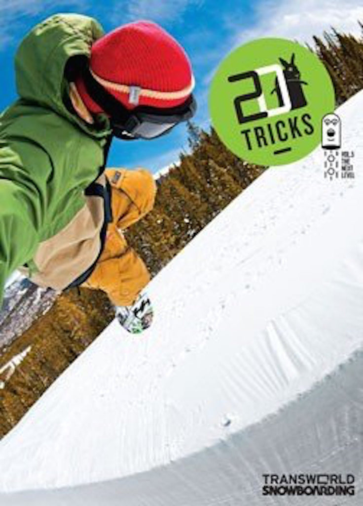 20 Tricks Volume 5 Snowboard DVD