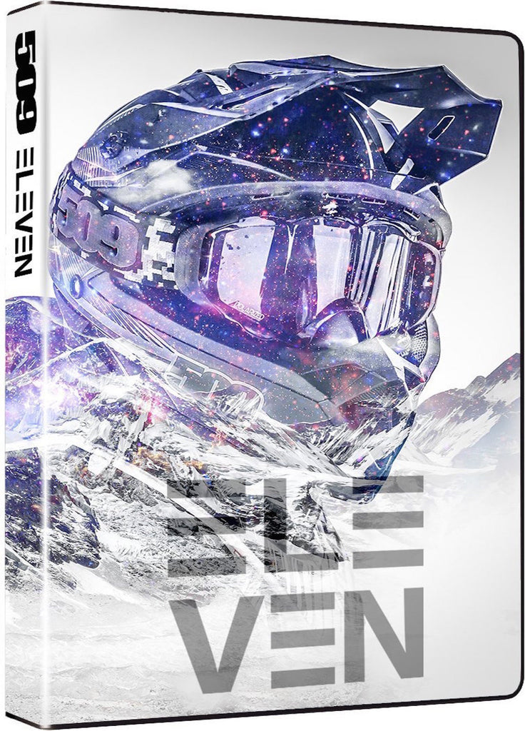 509 Volume 11 Snowmobile DVD