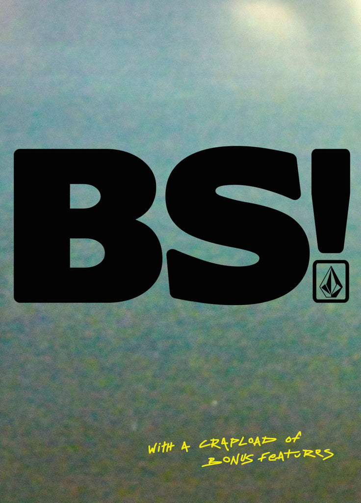BS! Surfing DVD