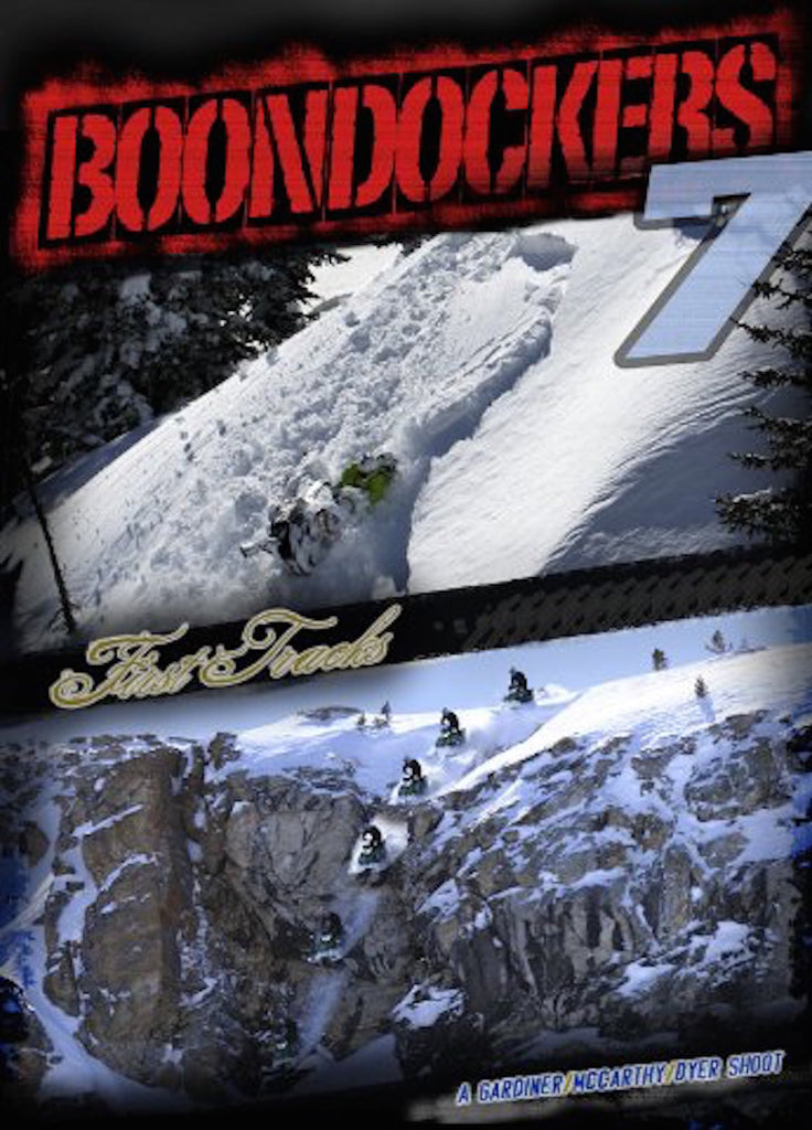 Boondockers 7 First Tracks DVD