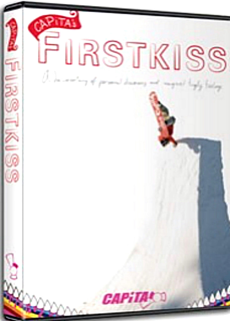First Kiss Snowboard DVD