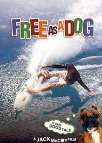 Free as a Dog Surfing DVD