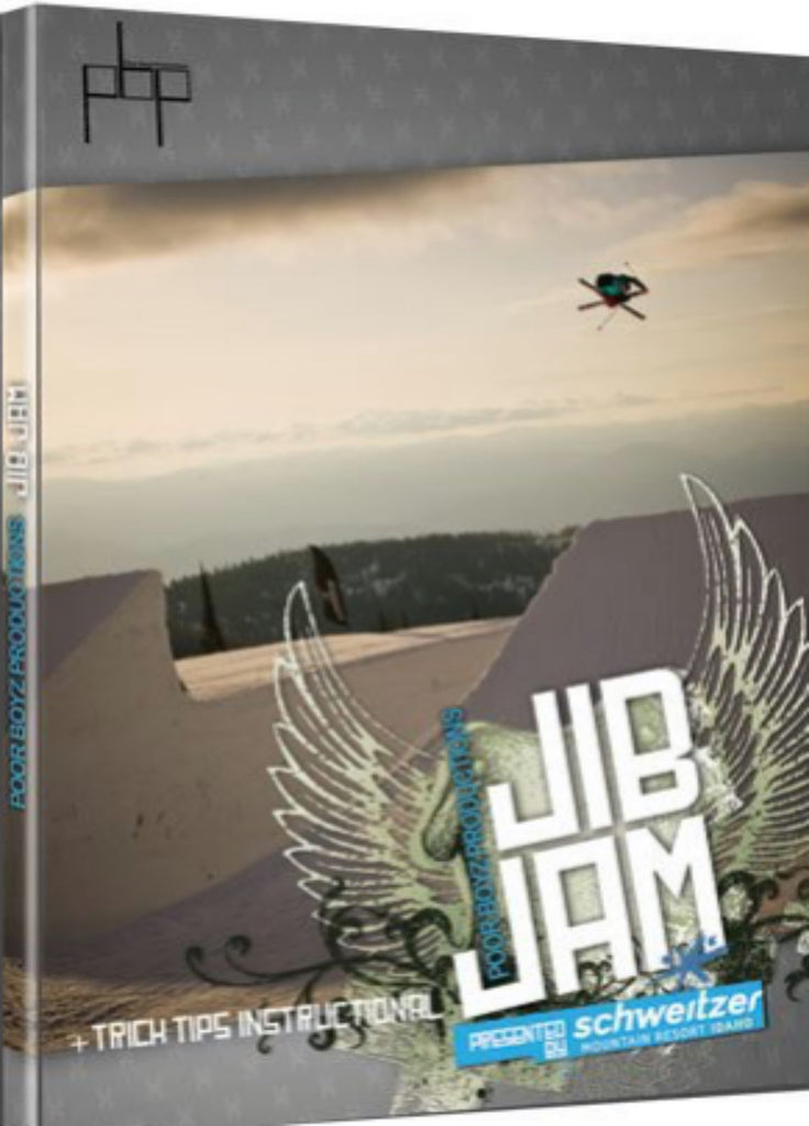 Jib Jam & Trick Tips Instructional Ski DVD