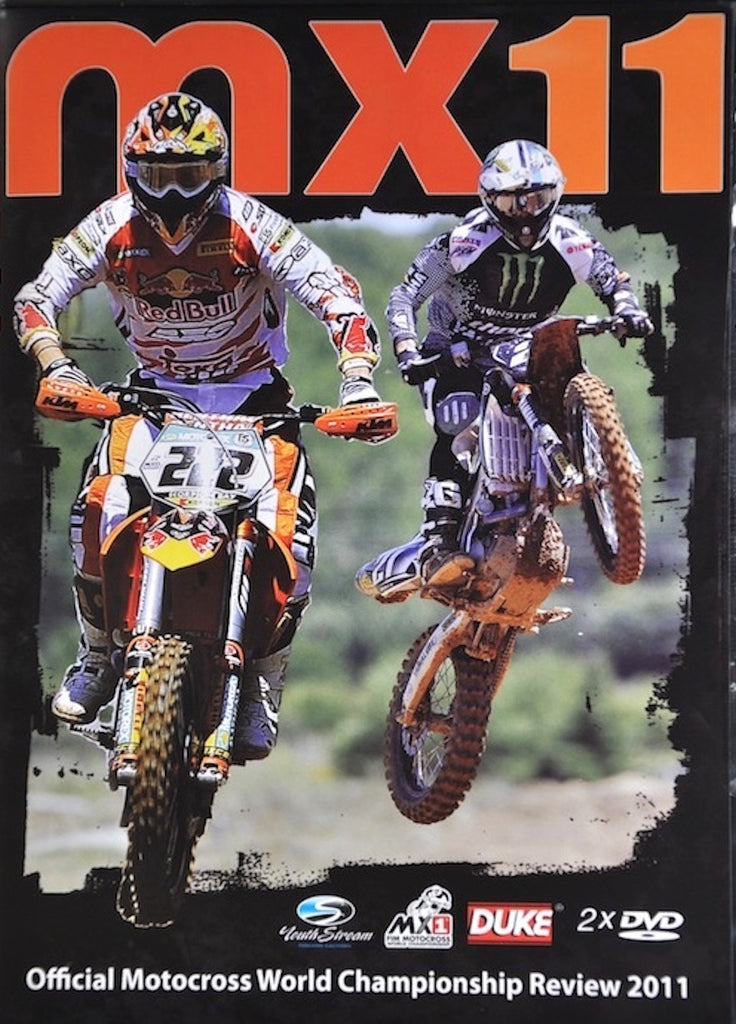 2011 World Motocross Review (2 Disc) DVD MX11