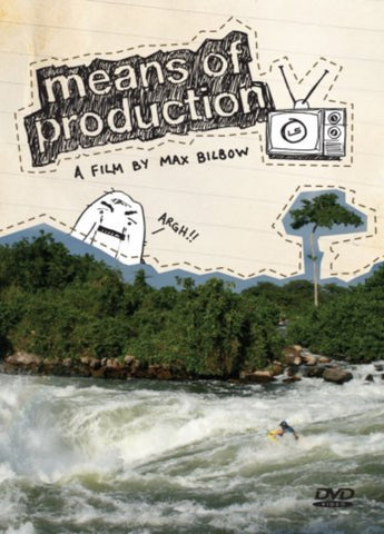 Means of Production Kayak DVD