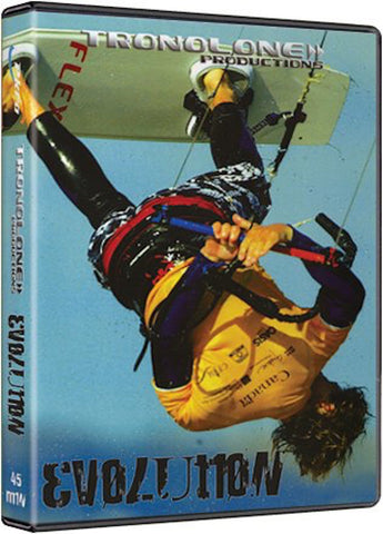 PKRA Evolution Kiteboarding DVD
