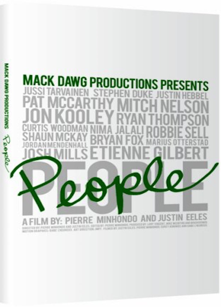 People Snowboard DVD