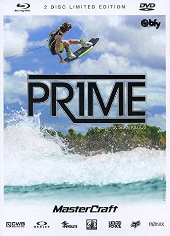 PRIME Wakeboard Wakeskate Limited Edition DVD & Blu-Ray Combo