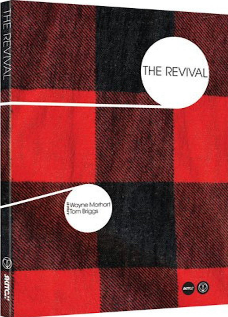 The Revival Fixed Gear Cycling DVD