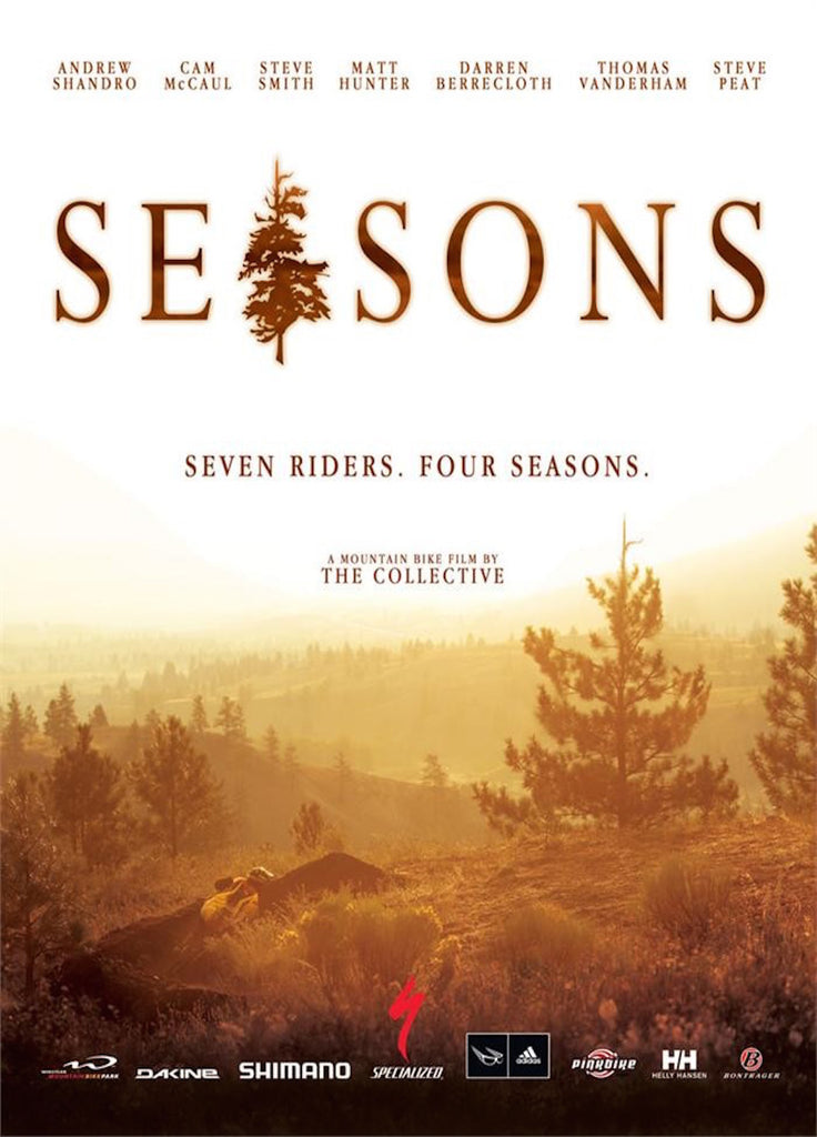 Seasons DVD - Seven Riders, Four Seasons