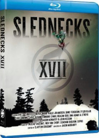 Slednecks 17 Blu-ray